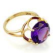 Кольцо с аметистом золото SL-0253-365 весом 3.65 г  стоимостью 20440 р.