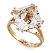 Золотое кольцо с квадратным горным хрусталем SL-2116-513 весом 5.13 г  стоимостью 14900 р.